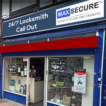 Locksmith store in Islington
